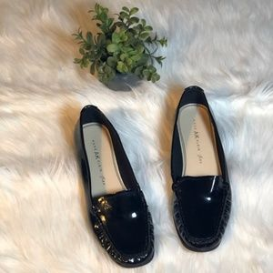 Anne Klein Black Loafer size 7.5